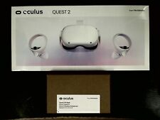 Oculus Quest 2 All-In-One VR Headset 256 GB Bundle, NIB SHIP FROM STORE