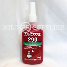 Loctite 290 Green Medium High Strength Threadlocker 50ml - Exp 12/2021