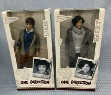 Set Of 2 One Direction Collector Dolls Harry Styles & Liam Payne Boxed #117