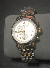 Michele MW03C00A0025 Gold Plated & Stainless Steel Chronograph Ladies Watch