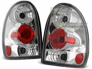 Tail Lights for Chrysler VOYAGER 96-01 Chrome CA LTCH06 XINO CA