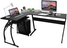 Eckschreibtisch Computertisch PC Schreibtisch Arbeitstisch L-förmig Bürotisch