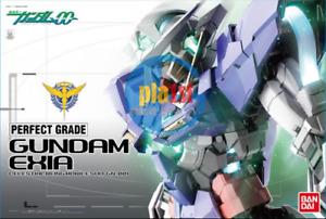 Brand New Unopen BANDAI PG 1/60 GN-001 Gundam Exia