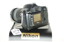 Nikon D70S 6MP Excelente Profesional Ir 690nm Infrarrojos Digital SLR Cuerpo +