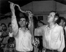 "Russell Lee Photo, ""Snake Handling"" Harlan County, Kentucky"
