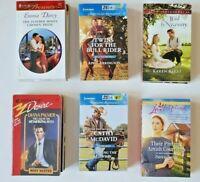 Harlequin - Silhouette Romance Paperbacks - Lot of 67  2002-2017