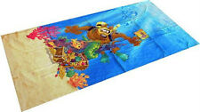 "Licensed Scooby Doo Sea Ocean Scooba Fiber Reactive Beach/Bath Towel 30""x60"""