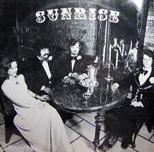 SUNRISE OZ LP Autographed