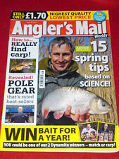 ANGLERS MAIL - REALLY FIND CARP - April 20 2010