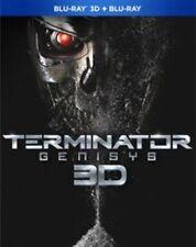 Terminator Genisys 3d Blu-ray Slip Case 2015