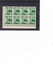 NORTH BORNEO - MNH - Block of 8 - Japanese Occupation
