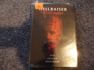 Hellraiser:  Hellseeker - DVD (Clive Barker, Pinhead, Region 1)