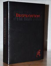 FINE *SIGNED* 1ST/1ST LIMITED EDITION~ DESPERATION ~STEPHEN KING