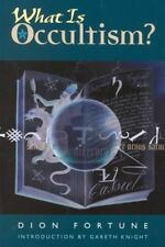 Very Good, What is Occultism?, Fortune, Dion, Book