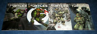 TEENAGE MUTANT NINJA TURTLES 1 2 3 4 MACRO SERIES set IDW 2018 DONATELLO RAPHAEL