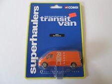 Corgi Superhaulers RAC Transit Van