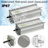 Waterproof Transformer Power Supply Adapter LED Light Driver AC85-285V to DC12V