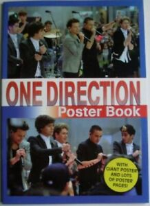 One Direction Poster Book Book The Fast Free Shipping