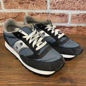 Saucony Jazz Navy Blue OG Original Vintage Size 8 Running Shoes