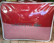 Lacoste L12.12 Twin/Twin XL Comforter Set (Comforter And Sham). New