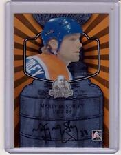 MARTY McSORLEY 13/14 ITG Lord Stanley's Mug Auto Autograph A-MMC2 SP Hard-Signed