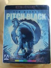 Pitch Black 4K Uhd Arrow Video! Theatrical And Director Cuts New! Last One!