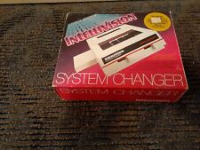 INTELLIVISION SYSTEM CHANGER ▪︎ COMPLETE IN THE BOX▪︎