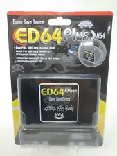 Super 64 Retro Video Game 340 In 1 Cartridge - N64 Consoles ED64 Plus 16GB Card