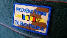 We Do Bad Things to Bad People morale patch