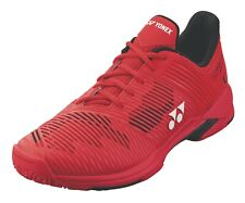 Yonex Sonicage 2 Clay Court Tennis Shoes Red
