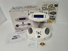 Pure Bug DAB Digital Radio/Alarma Reloj Con Adaptador De Energía & Manuales * en Caja