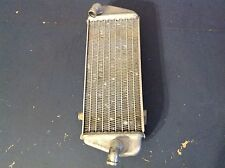 2006 06 KTM 250sxf 250 SXF SX SX-F  right radiator OEM