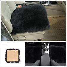 Portable Sheepskin Long Wool Vehicles Seat Chair Soft Cushion Breathable Wam Pad