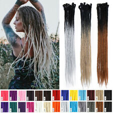 Crochet Braiding Dreadlock Hair Extensions Synthetic Dread Locks Hair Extensions
