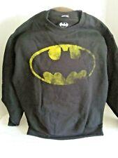 BATMAN Long Sleeved Sweatshirt  M