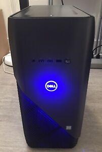 Dell Inspiron I5680 Gaming Desktop Intel Core I5-8400 NVIDIA GTX 1060Ti 24gb RAM