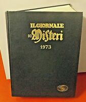 *KM IL GIORNALE DEI MISTERI 1973 CORRADO TEDESCHI EDITORE NO LIBRO ENCICLOPEDIA