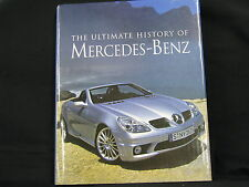 Paragon Book The Ultimate History of Merceds-Benz, Trevor Legate (English)