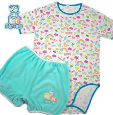 """BIG TOTS adult size  BABY THINGS set bodysuit 46-50+"""" baby bear"""