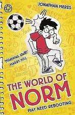 NEW  (6) the WORLD OF NORM - MAY NEED REBOOTING