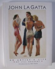 SCARCE JOHN LAGATTA BOOK AMERICAN ILLUSTRATION ART DECO GIRLS FEMALE NUDES