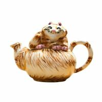 Alice in Wonderland Cheshire Cat Teapot - Boxed Tea Party Paul Cardew