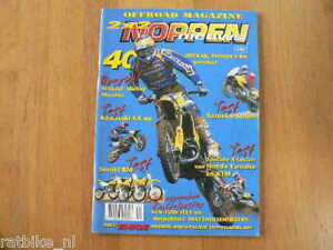 NOP-40-SUZUKI RM,KAWASAKI KX250,HONDA,KTM,MOTOCROSS,