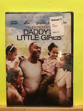 Brand New In Package ~ Tyler Perry's Daddy's Little Girls (DVD, 2007, Full Frame