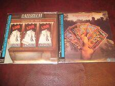 RENAISSANCE CARNEGIE HALL & CARDS JAPAN RARE REPLICA OBI 3 CDS ONE TIME SPECIAL