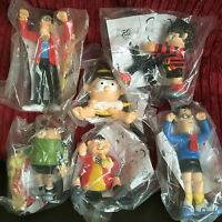 Mcdonalds Beano Comic Character Toy Figures New in bag 2000 UK Happy Meal