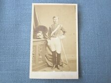 New listing Cdv - First Troop Philadelphia City Cavalry - Numbered Image