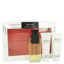 Alfred SUNG by Alfred Sung Gift Set EDT Spray + Body Lotion + Shower Gel Perfume
