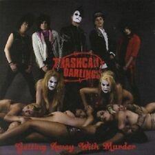 Trashcan Darlings - Getting Away With Murder  CD 12 Tracks Alternative Rock Neu