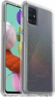 OtterBox Symmetry CLEAR SERIES Case Samsung Galaxy A51 - Stardust, Easy Open Box